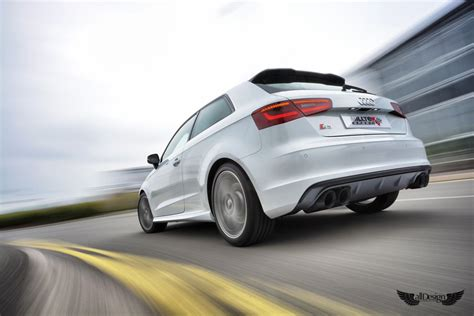Milltek Exhaust Audi S3 by Sistema De Escape Milltek Sport Para Audi S3 8v Alldesign