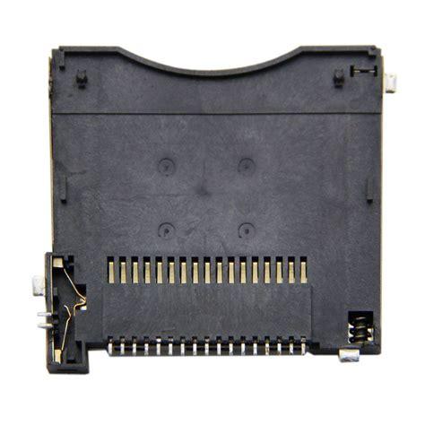 Socket Mc Slot Mc Psp Slim 2000 3ds slot 1 socket 3ds repair part