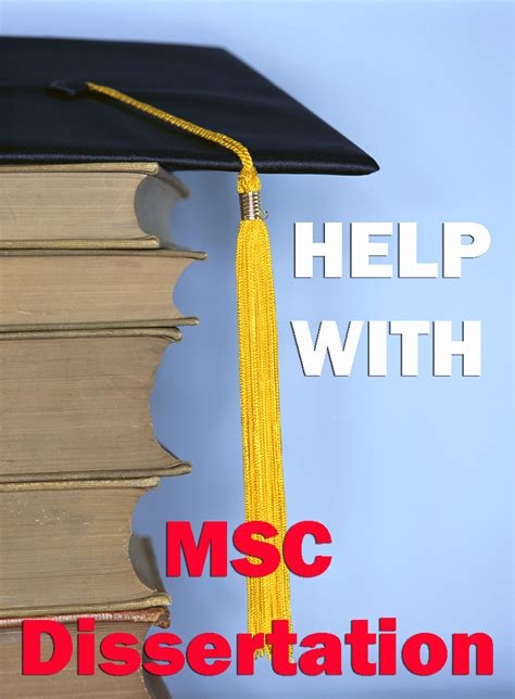 msc dissertation exles msc dissertation writing help outline format exles