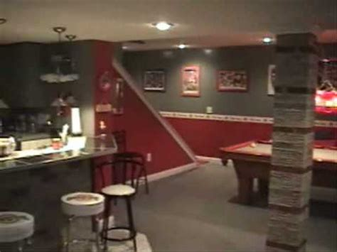 states with basements nation s best ohio state buckeye basement