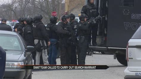 Elkhart County Warrant Search Elkhart County Search Warrant Turns Into A South Bend Swat