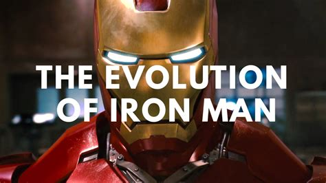 evolution iron man television film