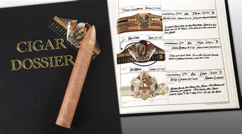 cigar dossier template creating a cigar dossier cigars international cigar 101