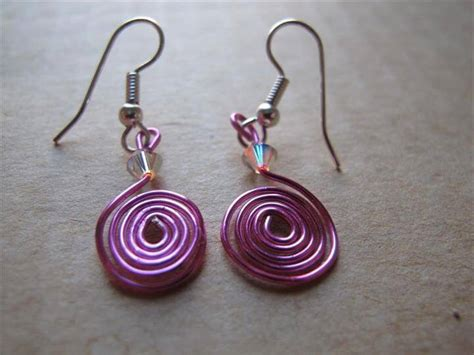 Handmade Earring Design Ideas - 44 gorgeous handmade wire wrapped jewelry idea diy to make