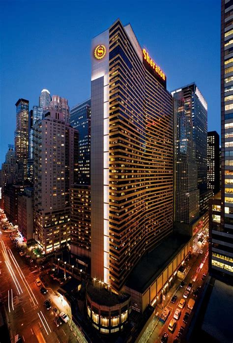 Nyc And Times Square Hotel Deals New York City Vacation | sheraton new york times square hotel new york united