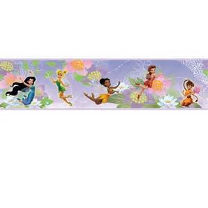 Disney Fairy Wall Stickers Disney Fairies Wall Sticker Border Stickers For Wall Com