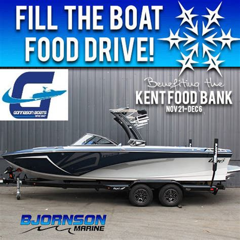 gonnason boats kent public can help donate to the fill the boat food drive