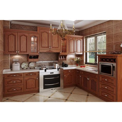 kitchen cabinet solid wood solid wood kitchen cabinet
