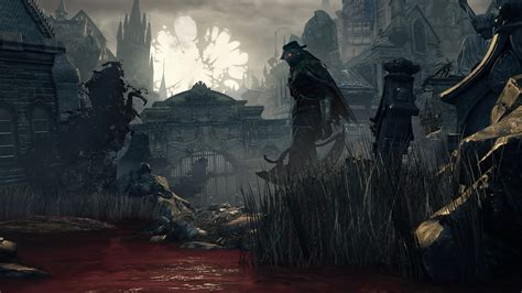 Born To Blood bloodborne and multiplayer a surprisingly