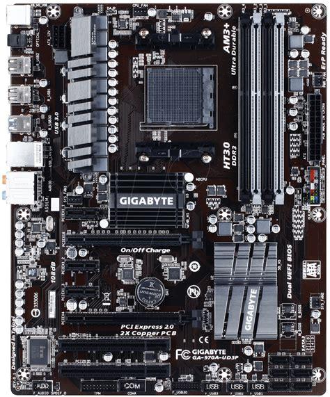 Sockel Am3 Mainboard by Ga 970a Ud3p Mainboard Sockel Am3 Gigabyte Bei Reichelt Elektronik