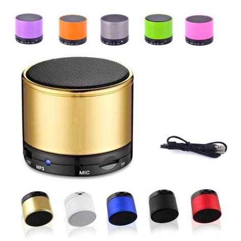 mini bluetooth speaker with best sound portable device