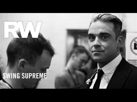 youtube robbie williams swing robbie williams swing supreme swings both ways