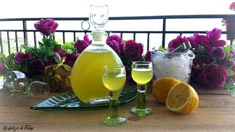 Preparazione Limoncello Fatto In Casa by Ricetta Liquore Limoncello Fatto In Casa