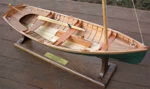 Chesapeake Floor Plan dispaly models of wooden boats