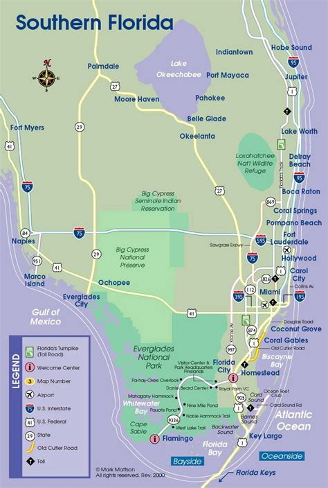 South Miami Detox by South Florida Map If Your Or Someone You Is