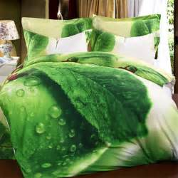aliexpress com buy organic cotton vivid leaves 3d