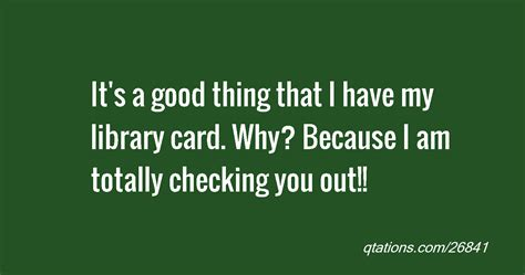 library card quotes quotesgram