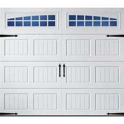 shop pella carriage house series 96 in x 84 in insulated