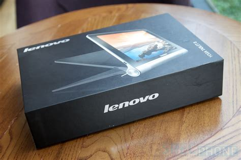 Lenovo Tablet 8 Review