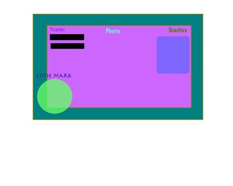 teacher id card template awesome multipurpose corporate office