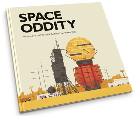 oddity books free david bowie s space oddity turned into