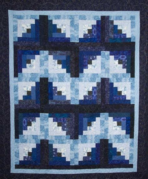 Log Cabin Quilt Pattern 1000 Images About Quilts On Quilt Chevron