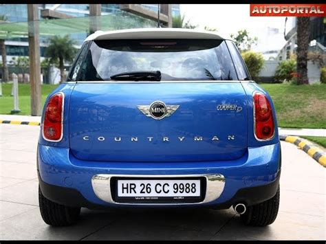 mini countryman price  india images specs mileage