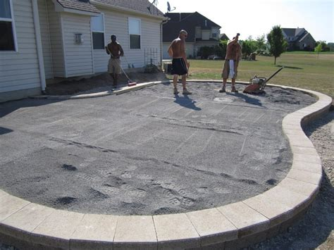 easy paver installation all home design ideas great images of patio pavers easy to adopt