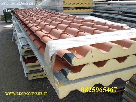 tettoie coibentate prezzi lamiere zincate per coperture prezzi