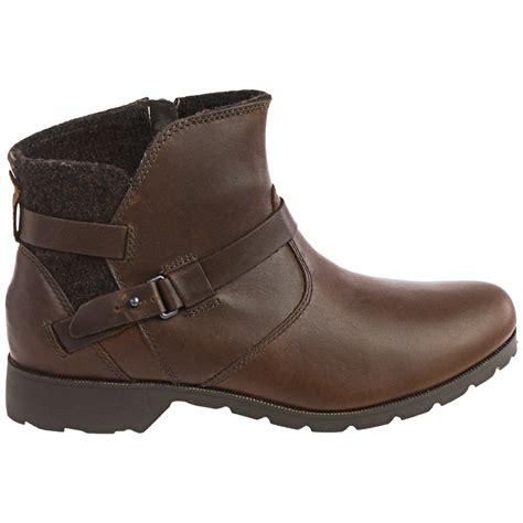 teva boots de la vina teva de la vina ankle boots for save 47