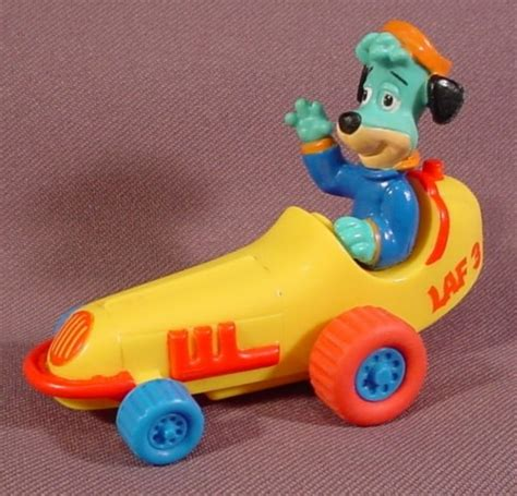 Mobil Racing Cars 12 Pcs Pull Back Mainan Anak barbera huckleberry hound in a race car 1991 mcdonalds 2 1 2 inches friction