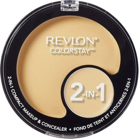 Revlon Colorstay 2 In 1 revlon colorstay 2 in 1 compact makeup concealer reviews
