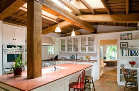 casa di marilyn la cucina della casa di marylin a brentwood la