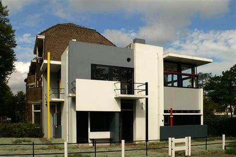 imagenes abstractas arquitectura cl 225 sicos de arquitectura casa rietveld schroder gerrit