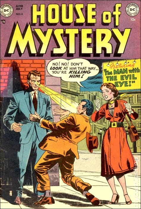 house of mystery house of mystery 1951 1983 1st series comic books