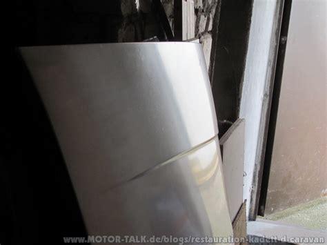 Motorhaube Zum Lackieren Vorbereiten by Vorbereitung Motorhaube Restauration Kadett D Caravan