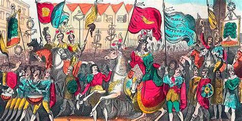 la formacion medieval de monarquia constitucional en inglaterra historia universal