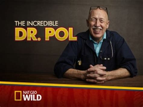 interview: dr. pol knows a thing or two about farm animals