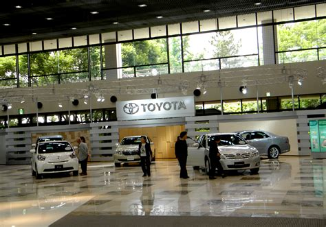 toyota car showroom toyota car showroom in