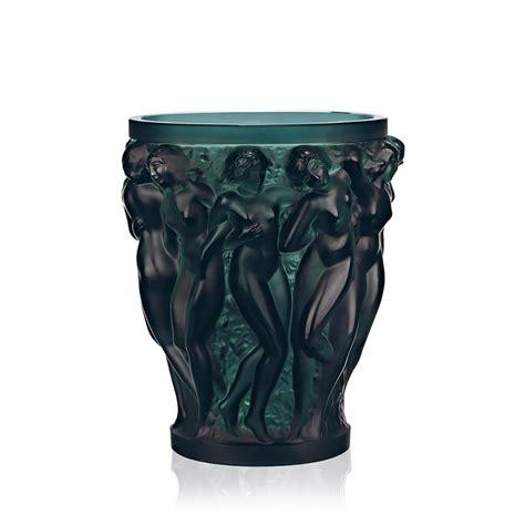 vasi lalique vase lalique vase bacchantes vase cristal lalique femmes