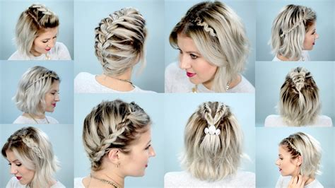 plait hairstyles for short hair plait hairstyles short hair fade haircut