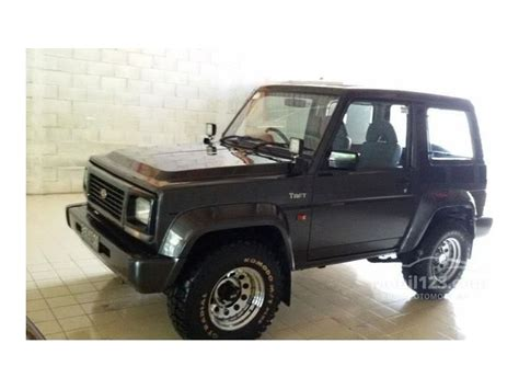 Kas Rem Mobil Taft jual mobil daihatsu taft 2006 gt 2 8 di dki jakarta manual suv hitam rp 175 000 000 2264842