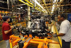 Ford Manufacturing Celebrating The Moving Assembly Line In Pictures Ford