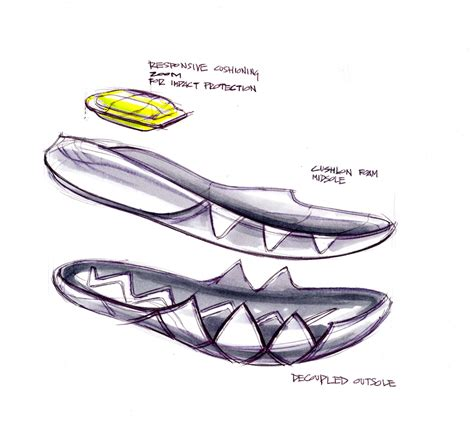 Kyrie 4 Sketches by Benjamin Nethongkome Nike Kyrie 4 Release Date Sneaker
