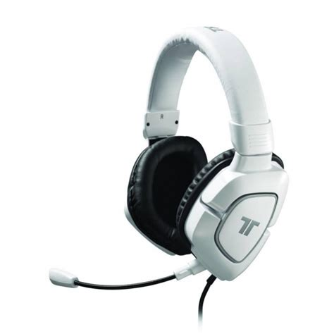 Headset Xbox 360 tritton ax 180 universal gaming headset white xbox 360 ps3 wii pc ps4 ozgameshop