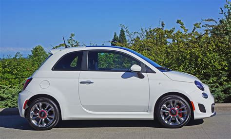 Turbo Fiat 500 by Fiat 500 Turbo 2015 Fiat 500 Turbo Road Test Review