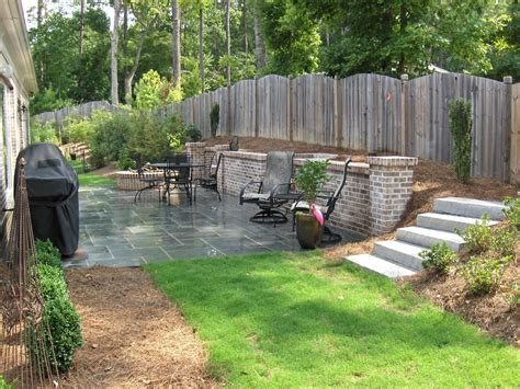 backyard hardscape ideas patio with backyard gettysburg