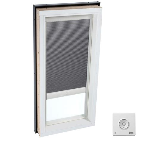 solar room velux solar powered room darkening grey skylight blinds for fcm 3046 qpf 3046 vcm 3046 vce