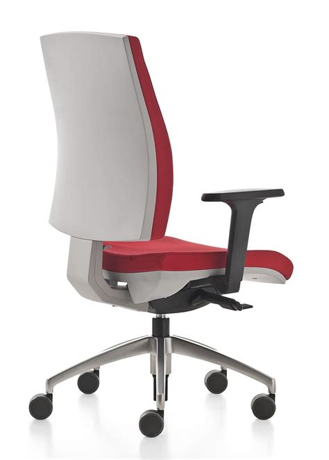 Office Desk Chairs Lumbar Support Swivel Office Chair With Adjustable Lumbar Support Idfdesign