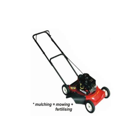 Mesin Rumput Dorong Harga Jual Tanika Mulching Mower Mesin Potong Rumput Dorong